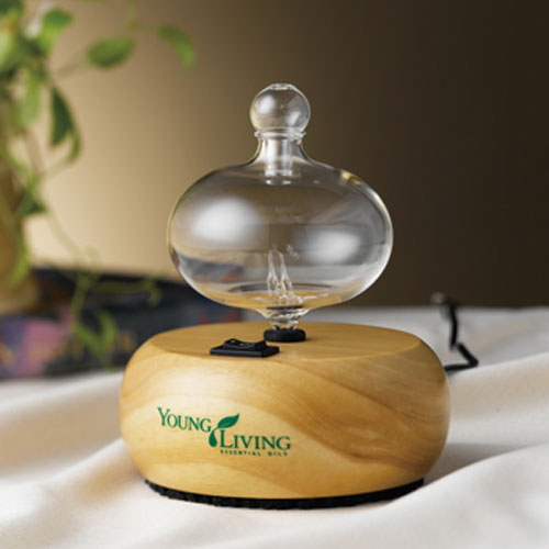 young living round-diffuser