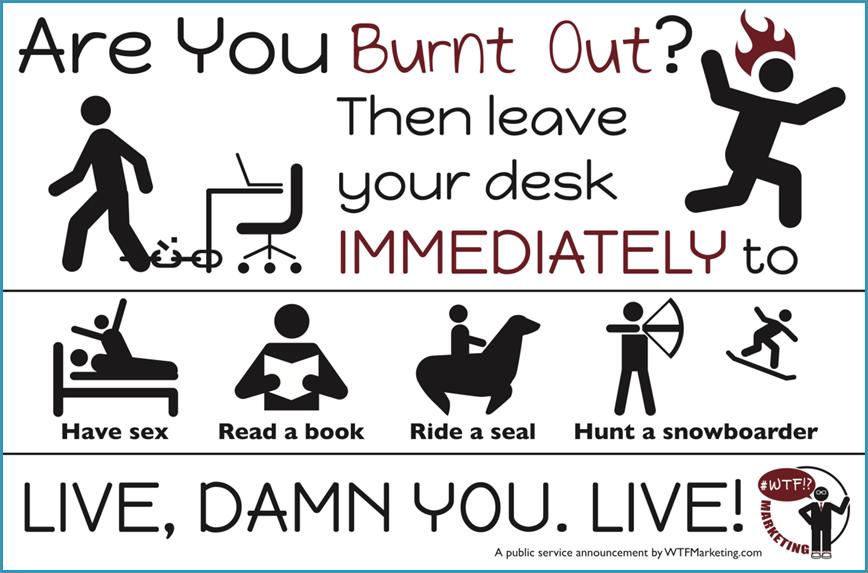 Burnout-Comic