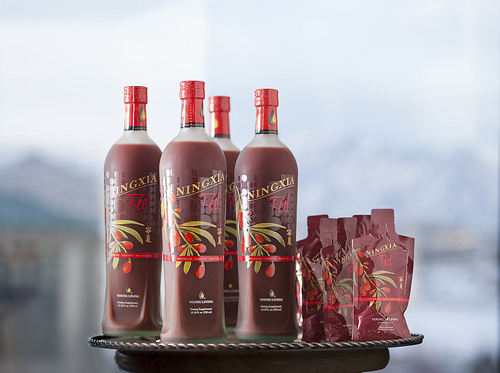 young living ningxia red