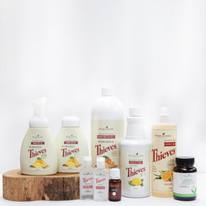 Thieves Set Young Living